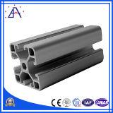 Profils d'aluminium de bâti de chaîne et de machine de production de la qualité 6063-T5