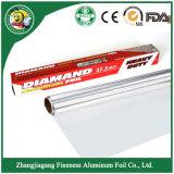 Roulis de papier d'aluminium de nourriture fraîche