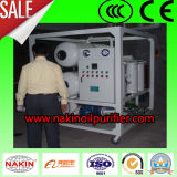 La Cina Vacuum Insulation Oil Purifier con Double Stages
