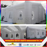 Im FreienInflatable White Roof Top Tent, Giant Tent für Party/Event