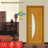 Dell'Indonesia) portelli di legno di vetro interni Em-G059 (legno di sandalo