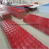 Nuovo tipo mattonelle spagnole della resina sintetica del tetto asa della villa