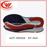 O estilo da forma ostenta a sola de EVA dos calçados de Outsole das sapatas