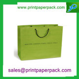 Handle를 가진 호화스러운 Custom Printed Color Gift Shopping Bag