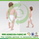 Tissu non tissé hydrophile de pp pour la fabrication de couche-culotte