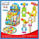 Mini caramella elettrica di plastica del giocattolo del ventilatore