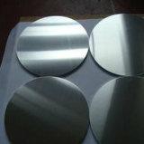 Calidad de profundidad del dibujo del círculo de aluminio 8011 para ollas