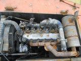 Japan-merk het 0.6cbm/16ton Gebruikte isuzu-Motor 6cylinders Graafwerktuig van de Band van Hitachi Ex160wd van de hydraulisch-Pomp