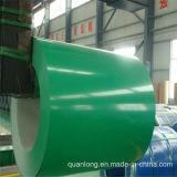 La couleur de PPGI Ral a enduit la bobine en acier