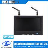 DVRの空700d 7のインチTFT LCDのモニタ、5.8GHz無線多様性受信機