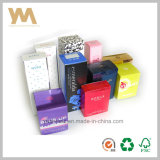 Gold und Silver Cardboard Perfume Paper Packaging Box