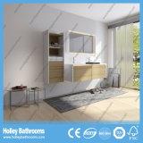 Шкаф хранения ванной комнаты самомоднейшего Multi романа открытый деревянный самомоднейший (BF150D)