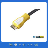 OEM 19pin Gold Plug HDMI Cable
