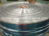 Fita laminada poli da folha de alumínio da alta qualidade para cabos