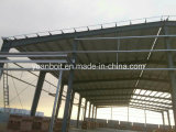 Edificio de la estructura de acero para el almacén, taller, edificios industriales de los recursos