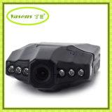Macchina fotografica portatile dell'automobile della videocamera portatile HD 720p dell'automobile del contenitore sicuro di automobile