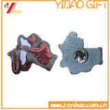 Pin de encargo de la solapa del esmalte de la insignia para los regalos de la promoción (YB-LP-34)