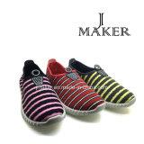 Dames bon marché des prix exécutant la chaussure de sports (JM2051-L)