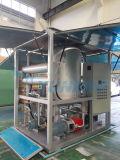 Tipo centrale olio dell'isolamento di vuoto che ricicla macchina
