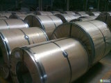 Estructura de acero que construye la bobina 430 PPGL/PPGI del acero inoxidable