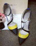 Nueva manera del estilo de tacón alto Zapatos de mujer (W02-2)