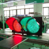 Crossing Road Red Green Light 400mm LED Traffic Signal