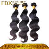 Человеческие волосы верхнего качества тавра оптовой цены фабрики Queenlike