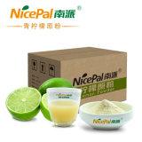 GMO van Nicepal niet het Poeder van het Fruit van de Citroen/het Poeder van het Citroensap