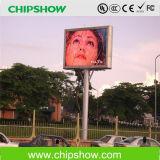 Afficheur LED de location de Chipshow P10 annonçant le panneau de signe de DEL