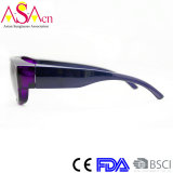 Cheap Sale Designer Fashion Polarized PC Fit Over Sunglasses (14186)