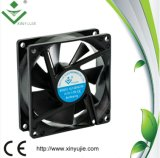 80*80*25mm Speed Control PWM Small Case Fan