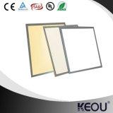 Luzes de painel lisas elevadas do diodo emissor de luz do teto do painel 600X600 do diodo emissor de luz da garantia