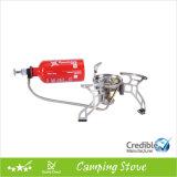 Estufa portable del keroseno con la ayuda grande del pote