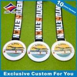 Hol ken uit de Zwemmende Gouden Zilveren Medailles van de Medaille 3D/2D van het Brons toe