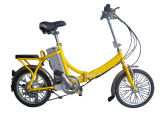 """ mini E-Bicicleta plegable 20 con la luz del LED (FB-008)"