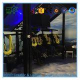 販売のための9dバーチャルリアリティの映画館のタイプ9d Vr飛行映画館のシミュレーター