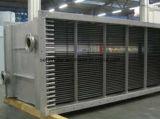 Abhitzeverwertung des Rauchgas-Wärmetauschers mit CIP-waschendem System