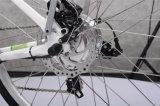 Bici eléctrica ocultada de la ciudad de la batería 250W para la mujer