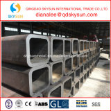 Heißes Dipped Galvanized Surface Treatment Square und Rectangular Hollow Section