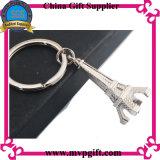 Trousseau de clés en métal 3D pour le cadeau de porte-clés (M-MK80)