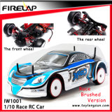 1: 10 Scale RC Race Car con marco de metal y transmisor Tg04
