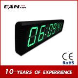 [Ganxin]熱い販売6digital LED表示アラーム電気クロック