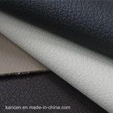 Cuoio impresso artificiale del sofà dell'unità di elaborazione (KC-B044)