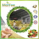 Düngemittel des Spitzenverkaufs-granuliertes Harnstoff-46% von China
