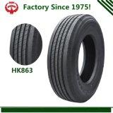Todo el neumático de acero del carro de Radail (11R22.5)
