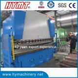 Гидровлическая гибочная машина стальной плиты углерода WC67Y-300X3200/машина металла складывая