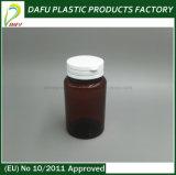botella vacía plástica de la medicina del animal doméstico 120ml