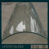 세륨 Approved를 가진 3-19mm Clear 또는 Ultra Clear Flat/Curved Tempered/Toughened Glass