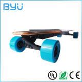 Por control remoto de doble motor en rueda eléctrica monopatín