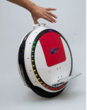 Heißer Sale Selbst-Balancing Electric Unicycle mit LED u. Bluetooth